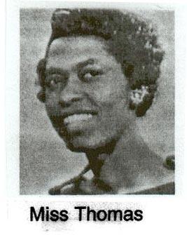 Miss Thomas